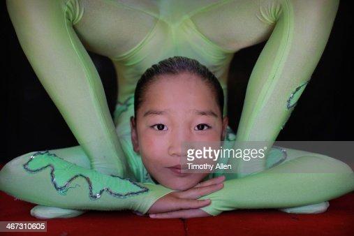 young mongolian girls nude
