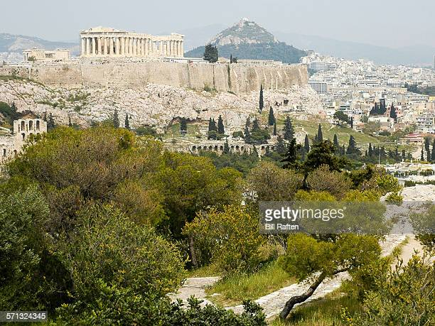 Acropolis Odeum of Herodes Atticus & Lycabettus Hi