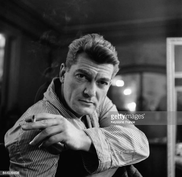 L'acteur français Jean Marais en France le 19 janvier 1961