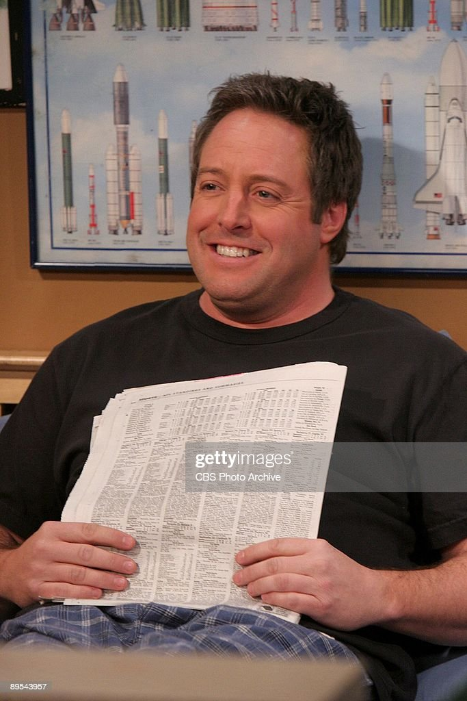 'Acting Out' -- Gary Valentine stars as Danny on The King of Queens, scheduled to air on the CBS Television Network.