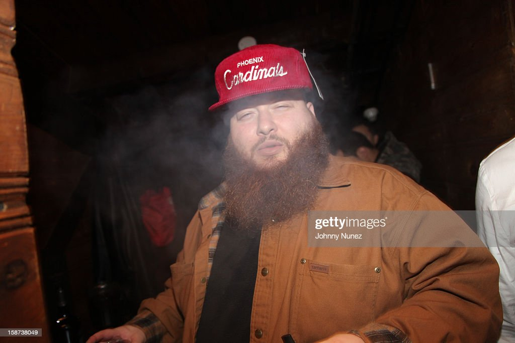 Action Bronson attends at the Brooklyn Bowl on December 26, 2012 in New York City.