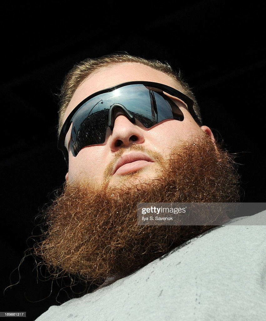 Action Bronson performs during HOT 97 Summer Jam XX at MetLife Stadium on June 2, 2013 in East Rutherford, New Jersey.