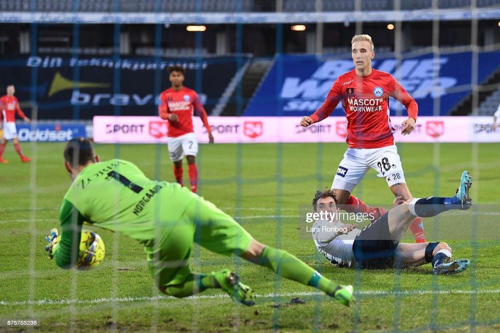 AGF Aarhus vs Silkeborg IF - Danish Alka Superliga