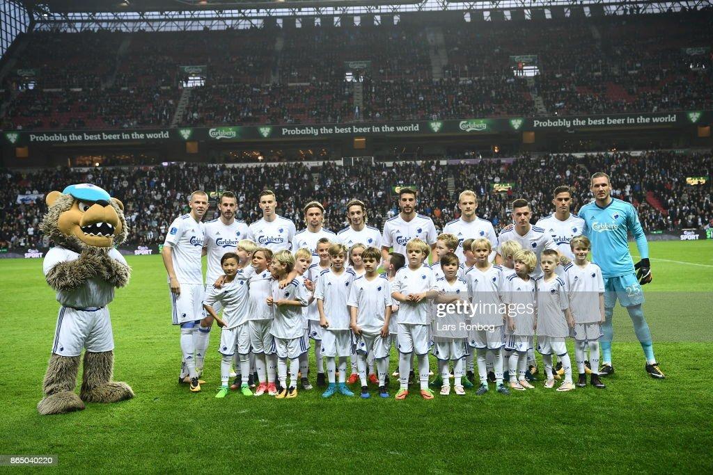 FC Copenhagen vs AGF Aarhus - Danish Alka Superliga