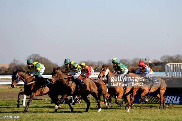 Action from the William Hill App 25 SignUp Bonus Handicap Chase