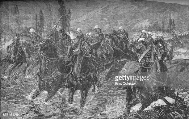 Action in the Chardeh Valley Trying to Save the Guns' Episode of the Second AngloAfghan War from 1878 to 1880 From British Battles on Land and Sea...
