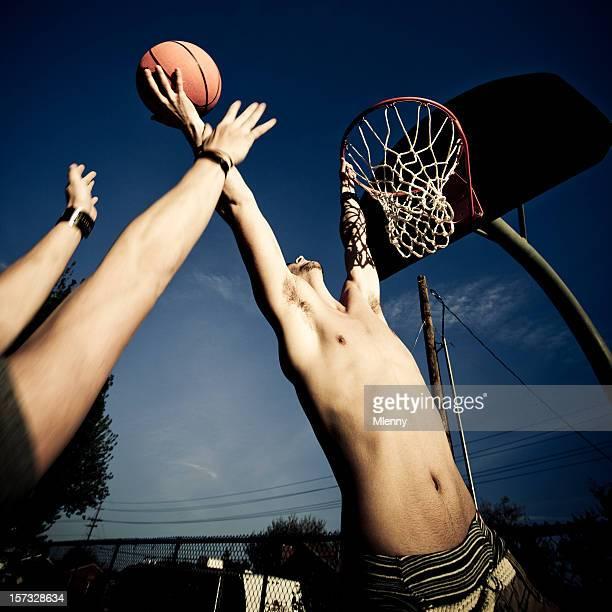 Acción Street básquetbol