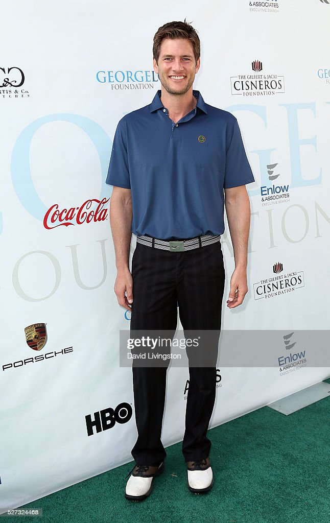Actir Ryan McPartlin attends the Ninth Annual George Lopez Celebrity Golf Classic at Lakeside Golf Club on May 2, 2016 in Burbank, California.