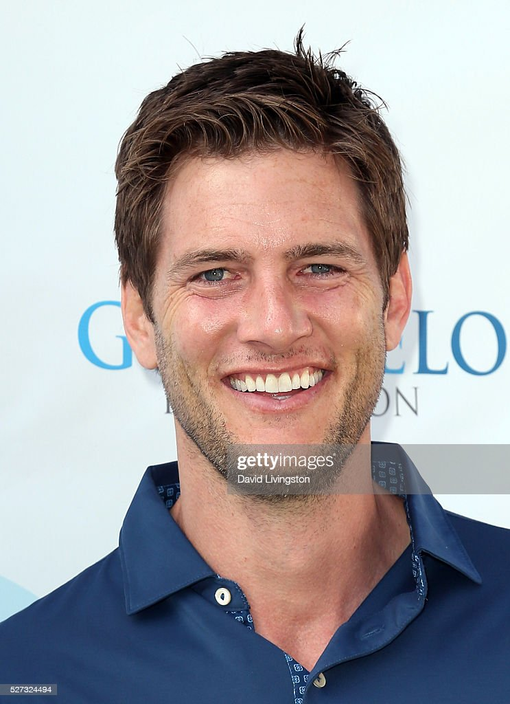 Actir <a gi-track='captionPersonalityLinkClicked' href=/galleries/search?phrase=Ryan+McPartlin&family=editorial&specificpeople=214666 ng-click='$event.stopPropagation()'>Ryan McPartlin</a> attends the Ninth Annual George Lopez Celebrity Golf Classic at Lakeside Golf Club on May 2, 2016 in Burbank, California.