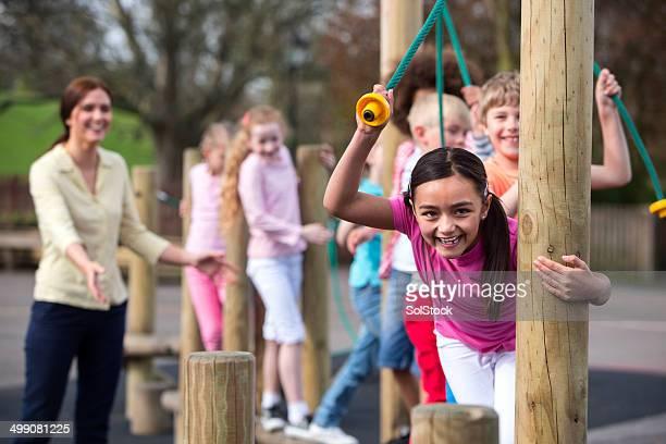 Enfants actifs