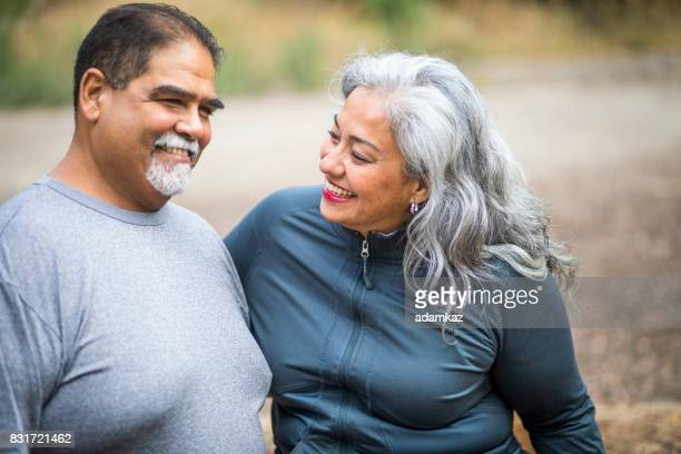 Active Mature Mexican Couple