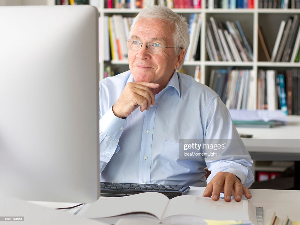 Active seniors : Stock Photo