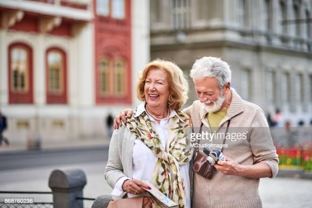 Aktiva seniorer