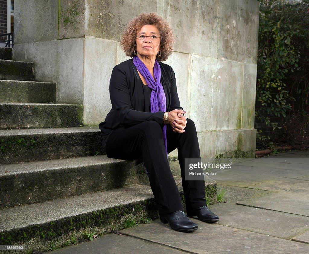 Angela Davis, Observer UK, December 14, 2014