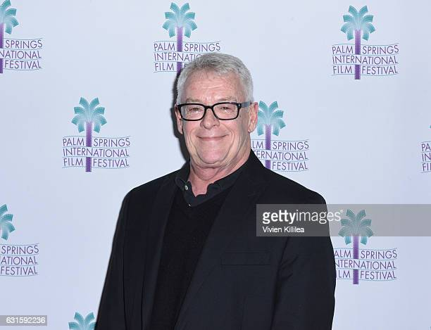 Activist Cleve Jones attends the North American Premiere of 'When We Rise' at the 28th Annual Palm Springs International Film Festival on January 12...