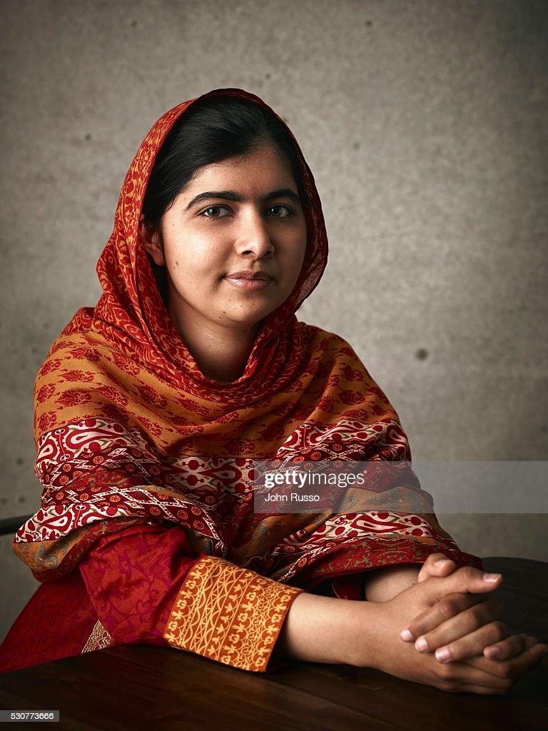 Malala Yousafzai, 20th Century Fox, September 1, 2015