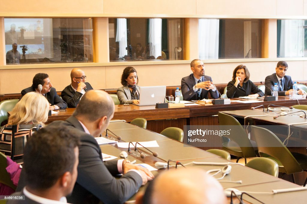 Activists and NGOs in Geneva, Switzerland on September 13, 2017, at the 36th session of the Human Rights Council in Geneva called on the Human Rights Council for the unity of the all nations and Moslems against the terrorism and proxies of Iranian regime in the region specially in Yemen and Syria and Gulf nations.