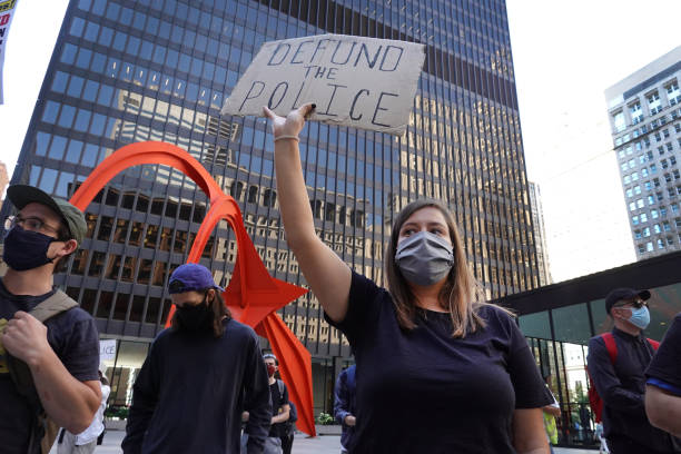 IL: Black Lives Matter Files Injunction Against Chicago PD, US Government
