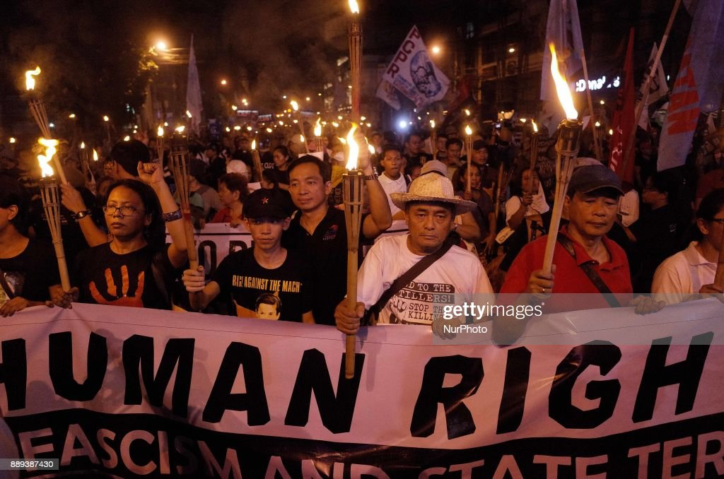 Human Rights Day in Philippines