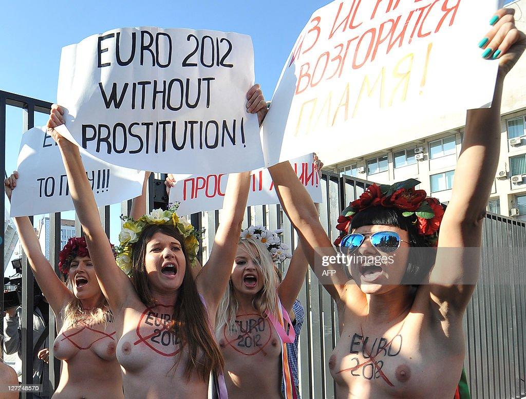 About Femen Ukrainian Women Organization 102