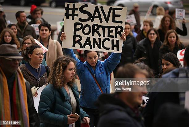 Activists stage a protest outside the Environmental Protection Agency January 15 2016 in Washington DC Activists urged the EPA to shut down...