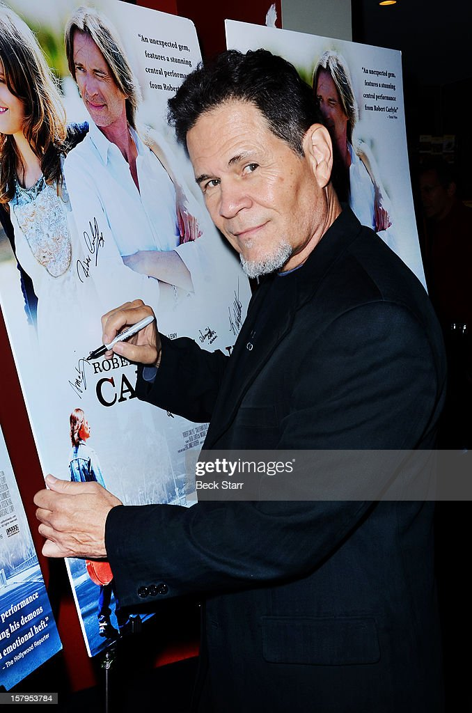 Actor A. Martinez arrives at 'California Solo' Los Angeles premiere at the Nuart Theatre on December 7, 2012 in West Los Angeles, California.