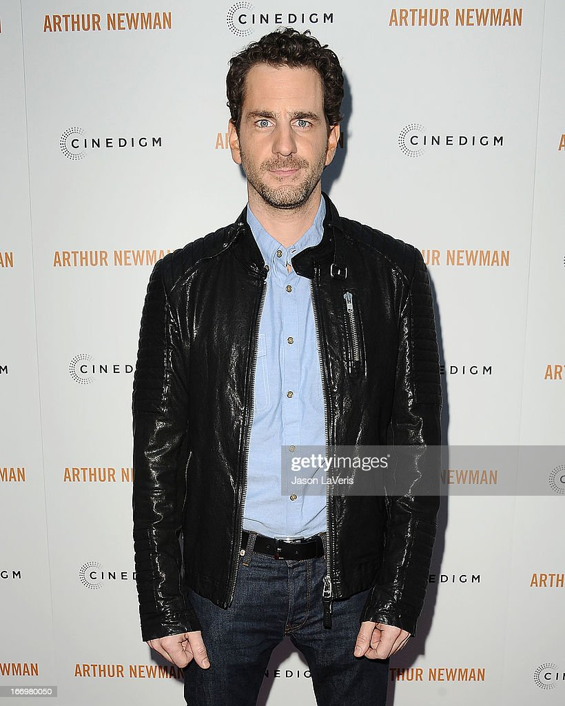 Actor Aaron Abrams attends the premiere of 'Arthur Newman' at ArcLight Hollywood on April 18, 2013 in Hollywood, California.