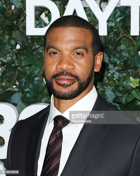 Actor Aaron D Spears attends the CBS Daytime For 30 Years celebration at The Paley Center for Media on October 10 2016 in Beverly Hills California