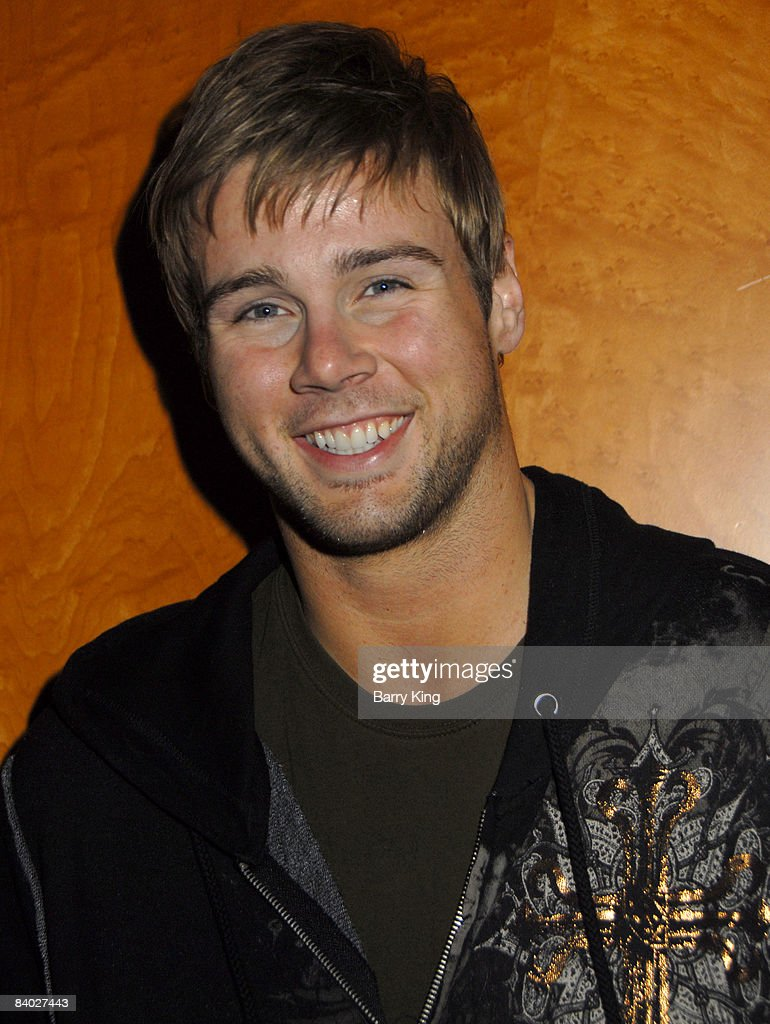 Actor Aaron Hill attends the 'Live Positively Holiday Parade' held at Staples Center and LA Live on December 13, 2008 in Los Angeles, California.