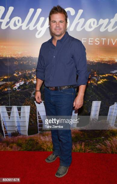 Actor Aaron McPherson attends the Primetime Short Films series during the 2017 HollyShorts Film Festival at TCL Chinese 6 Theatres on August 12 2017...