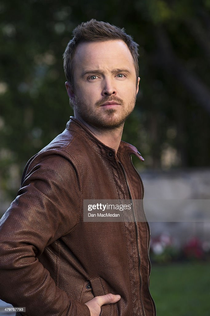Aaron Paul, USA Today, March 14, 2014