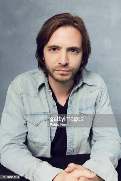 Actor Aaron Stanford from SYFY network's '12 Monkeys' poses for a portrait during ComicCon 2017 at Hard Rock Hotel San Diego on July 20 2017 in San...