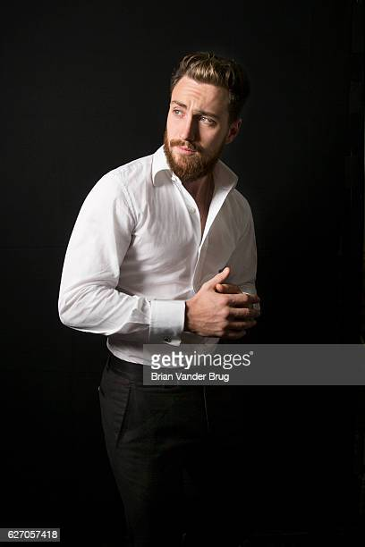 Actor Aaron Taylor Johnson is photographed for Los Angeles Times on November 9 2016 in Los Angeles California PUBLISHED IMAGE CREDIT MUST READ Brian...