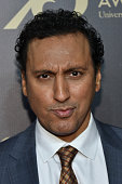 Actor Aasif Mandvi attends The 75th Annual Peabody Awards Ceremony at Cipriani Wall Street on May 20 2016 in New York City
