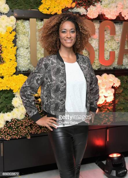 Actor Abbi Crutchfield at truTV's 'Upscale with Prentice Penny' Premiere at The London Hotel on March 21 2017 in West Hollywood California 26858_001