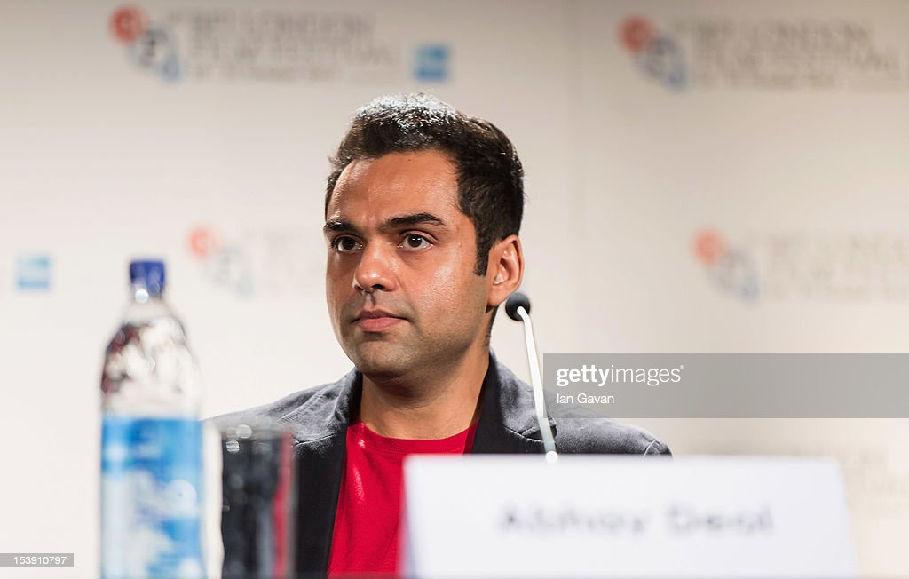 Actor <a gi-track='captionPersonalityLinkClicked' href=/galleries/search?phrase=Abhay+Deol&family=editorial&specificpeople=5377911 ng-click='$event.stopPropagation()'>Abhay Deol</a> attends the 'Chakravyuh' press conference during the 56th BFI London Film Festival at the Empire Leicester Square on October 11, 2012 in London, England.