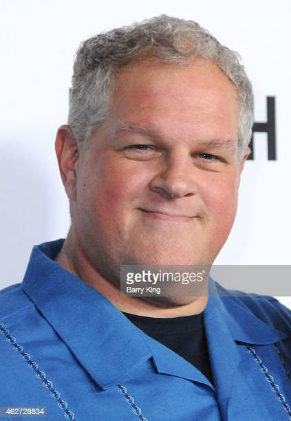 Actor Abraham Benrubi arrives at screening of Amazon's 1st Original Drama Series 'Bosch' at The Dome at Arclight Hollywood on February 3 2015 in...