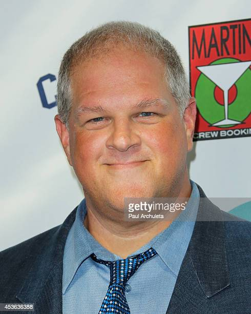 Actor Abraham Benrubi attends the HollyShorts opening night gala at the TCL Chinese Theatre on August 14 2014 in Hollywood California