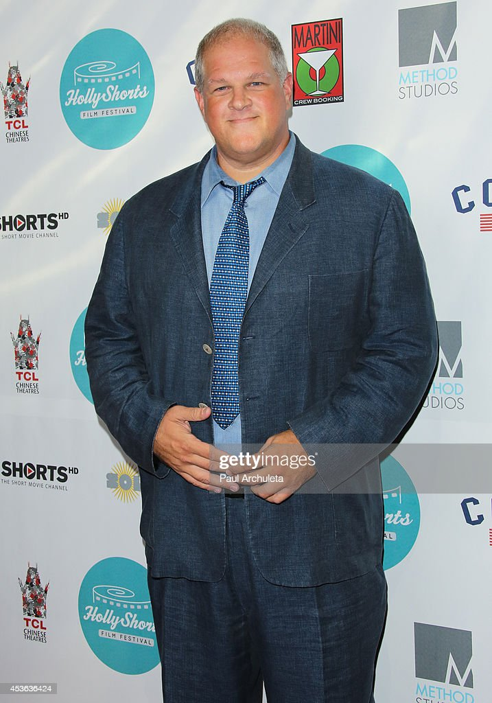 Actor <a gi-track='captionPersonalityLinkClicked' href=/galleries/search?phrase=Abraham+Benrubi&family=editorial&specificpeople=2525914 ng-click='$event.stopPropagation()'>Abraham Benrubi</a> attends the HollyShorts opening night gala at the TCL Chinese Theatre on August 14, 2014 in Hollywood, California.
