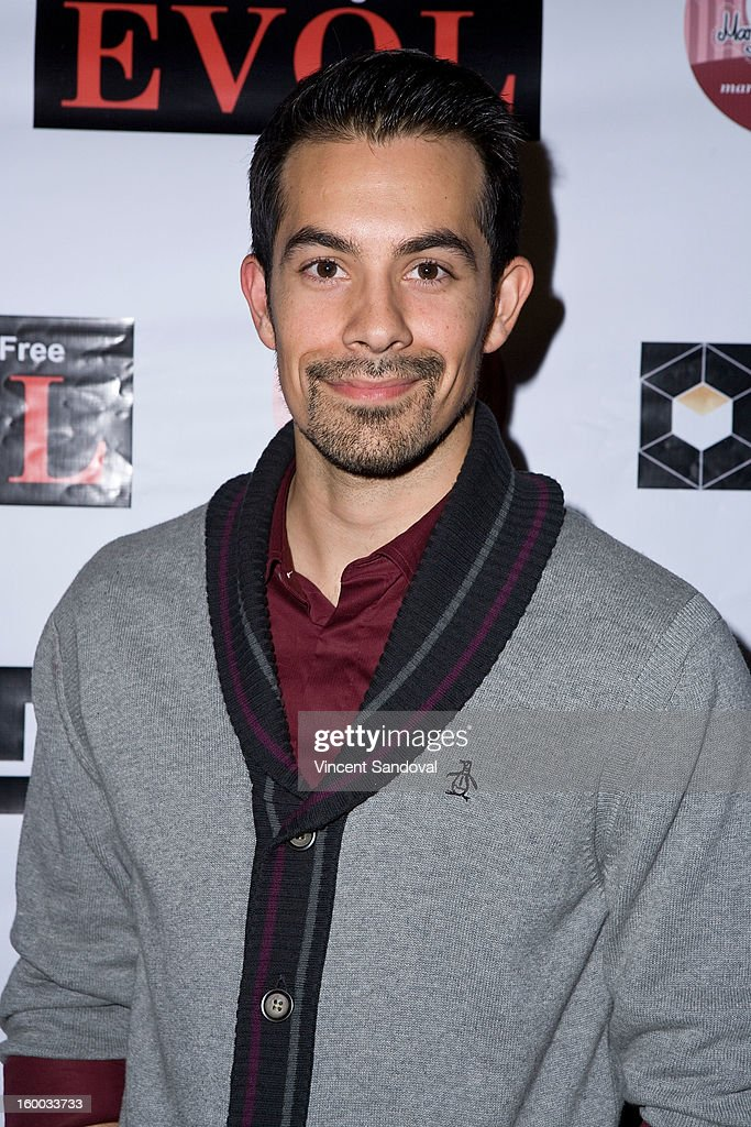 Actor Ace Marrero attends the premiere of 'Vishwaroopam' at Pacific Theaters at the Grove on January 24, 2013 in Los Angeles, California.