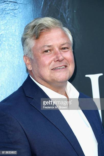 Actor Actor Conleth Hill attends the premiere of HBO's 'Game Of Thrones' season 7 at Walt Disney Concert Hall on July 12 2017 in Los Angeles...