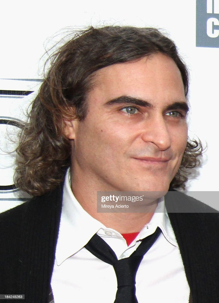 Actor Actor <a gi-track='captionPersonalityLinkClicked' href=/galleries/search?phrase=Joaquin+Phoenix&family=editorial&specificpeople=215391 ng-click='$event.stopPropagation()'>Joaquin Phoenix</a> attends the Closing Night Gala Presentation Of 'Her' during the 51st New York Film Festival at Alice Tully Hall at Lincoln Center on October 12, 2013 in New York City.