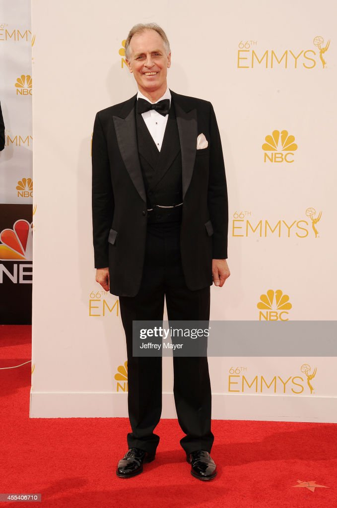 Actor Actor Keith Carradine arrives at the 66th Annual Primetime Emmy Awards at Nokia Theatre L.A. Live on August 25, 2014 in Los Angeles, California.