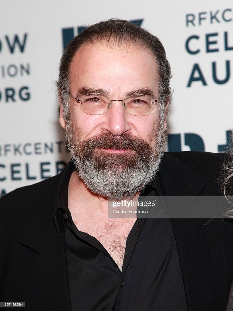Actor Actor Mandy Patinkin attends the Robert F. Kennedy Center for Justice and Human Rights 2012 Ripple of Hope gala at The New York Marriott Marquis on December 3, 2012 in New York City.