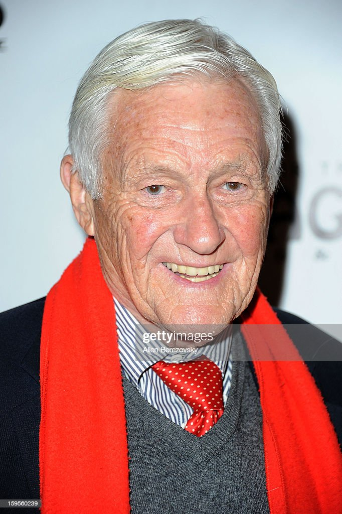 Actor Actor <a gi-track='captionPersonalityLinkClicked' href=/galleries/search?phrase=Orson+Bean&family=editorial&specificpeople=665149 ng-click='$event.stopPropagation()'>Orson Bean</a> arrives at the Los Angeles opening night performance of 'Peter Pan' at the Pantages Theatre on January 15, 2013 in Hollywood, California.