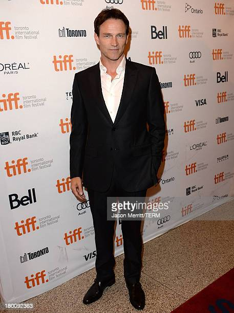 Actor Actor Stephen Moyer attends 'The Devil's Knot' premiere during the 2013 Toronto International Film Festival at The Elgin on September 8 2013 in...