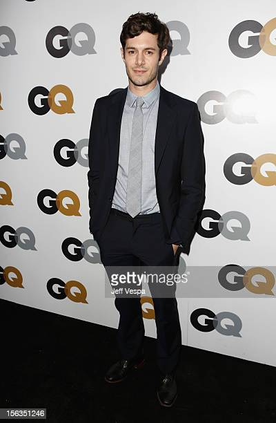 Actor Adam Brody arrives at the GQ Men of the Year Party at Chateau Marmont on November 13 2012 in Los Angeles California