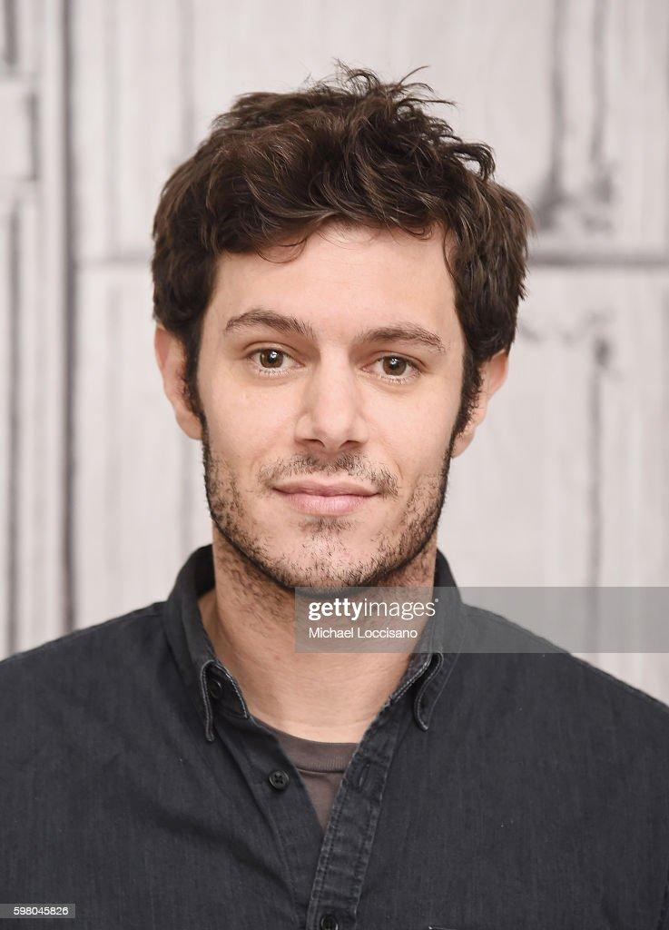 Actor Adam Brody attends Build Series to discuss his new Crackle scripted drama 'StartUp' at AOL HQ on August 31, 2016 in New York City.