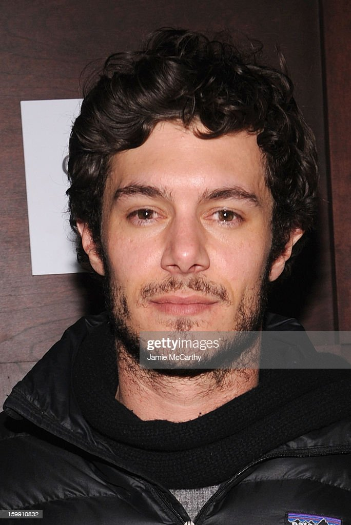 Actor <a gi-track='captionPersonalityLinkClicked' href=/galleries/search?phrase=Adam+Brody&family=editorial&specificpeople=213610 ng-click='$event.stopPropagation()'>Adam Brody</a> attends the Grey Goose Blue Door 'Lovelace' Party on January 22, 2013 in Park City, Utah.