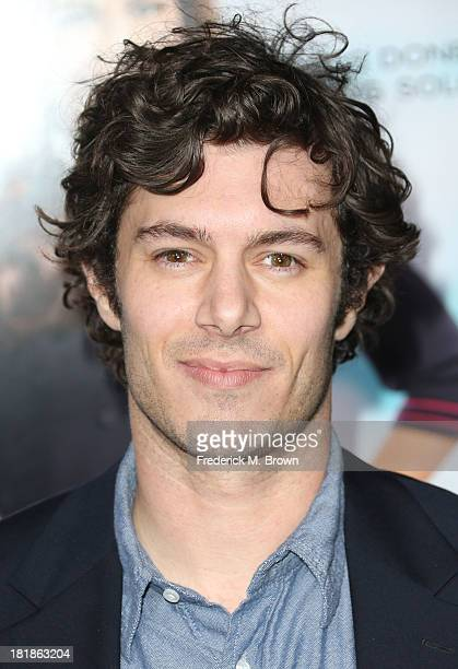 Actor Adam Brody attends the premiere of Fox Searchlight Pictures' 'Baggage Claim' at the Regal Cinemas LA Live on September 25 2013 in Los Angeles...